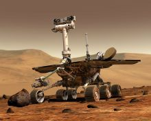 NASA_Mars_Rover SPIRIT