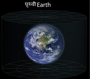 हमारी पृथ्वी