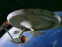 स्टार ट्रेक का अंतरिक्ष यान (यु एस एस एंटरप्रायज)