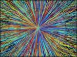 कण त्वरकों मे सूक्ष्म कणों के टकराने से भारी ऊर्जा का निर्माण होता है।