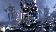 """टर्मीनेटर फिल्म श्रृंखला का """"टर्मीनेटर रोबोट"""""""