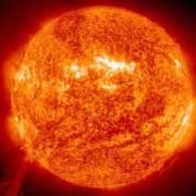 सूर्य की ऊर्जा नाभिकिय संलयन से प्राप्त होती है!सूर्य की ऊर्जा नाभिकिय संलयन से प्राप्त होती है!