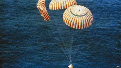 वापसी के दौरान तीन में दो पैराशूट ने ही काम किया लेकिन तीनों अंतरिक्ष यात्री 13 दिन बाद 7 अगस्त, 1971 को प्रशांत महासागर में उतरने में कामयाब हुए.