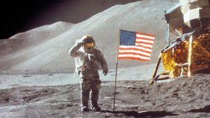 स्कॉट और इरविन ने चंद्रमा की सतह पर तीन दिन व्यतीत किए थे.