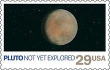 USPS_Pluto_Stamp_-_October_1991