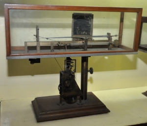 क्रेस्कोग्राफ़  - Crescograph