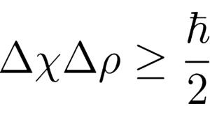 हाइजेनबर्ग अनिश्चितता सिद्धांत समीकरण (Hisenberg Uncertainity Principle Equation)