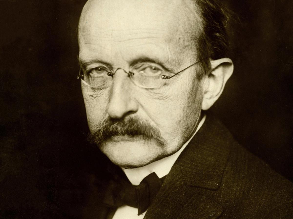 मैक्स प्लैंक (Max Planck)