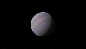 सौर मंडल मे नया ग्रह ? (चित्रकार की कल्पना के अनुसार)