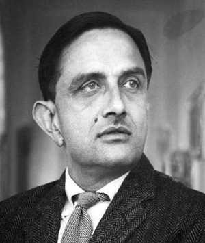 sarabhai, विक्रम साराभाई