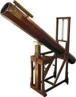 हरशॅल की दूरबीन की प्रतिकृति