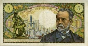 लुई पाश्चर(Louis Pasteur) फ़्रेंच फ़्रेंक्स