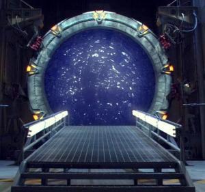 स्टारगेट (Stargate) विज्ञान फ़तांशी धारावाहिक का वर्महोल
