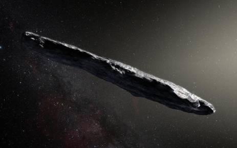 ओमुअमुआ: Oumuamua
