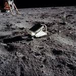 अपोलो 11 का रेट्रोरिफ़्लेक्टर