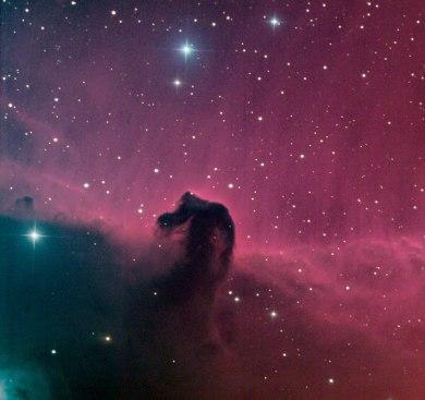 हार्सहेड निहारिका(Horsehead nebula)