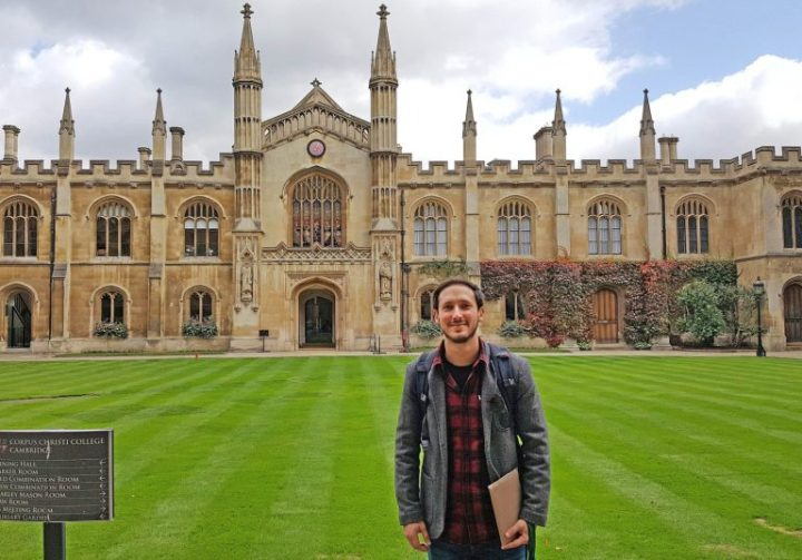 कैंब्रिज विश्वविद्यालय युनाईटेड किंगडम( UNIVERSITY OF CAMBRIDGE (UK))