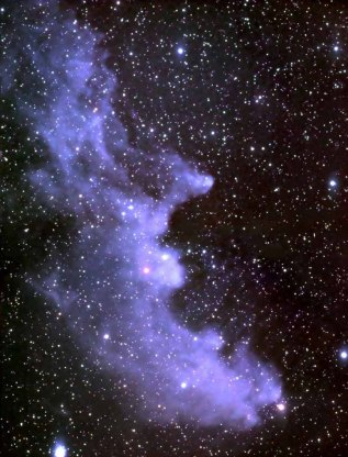 विच हेड निहारिका( Witch Head Nebula)