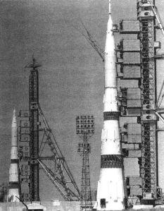 एन-1 सोवियत रॉकेट